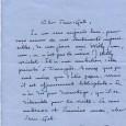 COLETTE (1873/1954) Femme de lettres Lettre autographe signée à Jean Gabriel DARAGNES – 1p in-4 (enveloppe) Colette lui adresse son «jeune ami Willy (non, non, ce n'est pas le même!) […]
