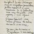 Georges ROUAULT (1871/1958) – Artiste peintre et graveur Avec Henri Matisse et Albert Marquet, Georges Rouault fonde le Salon d'Automne en 1903. Son prestige en tant que coloriste et graveur […]