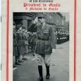 [Général DE GAULLE] Programme souvenir de la visite du président De Gaulle & Madame De Gaulle du 5 au 7 avril 1960 en Angleterre 8 pages sur papier glacé 13,5 […]