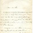 Jacques Fromental Lévy dit HALEVY (1799/1862) Compositeur  Lettre autographe signée 1p in-8 «Mon cher                […]
