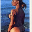 Emmanuelle BEART Manon des Sources, La Belle Noiseuse, Nelly et Monsieur Arnaud…. Célèbre photo (retirage) pour le magasine ELLE en 2003 avec signature autographe 55€