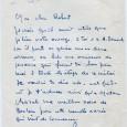 LOUIS DE FUNES (1914/1983) vendu Lettre autographe signée, datée du 2 janvier 1979, écrite au chateau de Clermont (alors résidence principale de l'acteur) situé sur la commune du […]