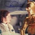ANTHONY DANIELS ( avec la Princesse Leia – Carrie FISCHER) Acteurs britannique ayant interprété le rôle de C-3PO dans la saga de Georges Lucas Star Wars Photo officielle avec signature […]