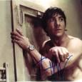 DUSTIN HOFFMANN [Marathon Man] Photo présentée sous passe partout 24 x 30 cm avec signature autographe 120€