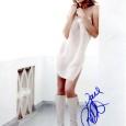 ROSANNA ARQUETTE [American Graffitti / Recherche Susan Désespérement / After Hours / Le Grand Bleu ....] Photo présentée sous passe partout 24 x 30 cm avec signature autographe 60€  […]